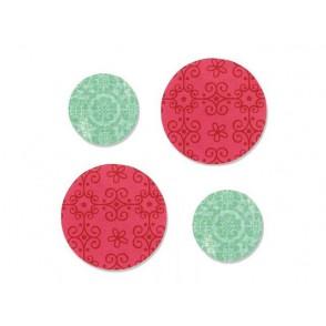 Rezalna šablona, Circles