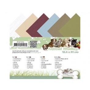 Papir, Animal Medley