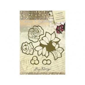 Rezalna šablona, Roses