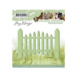 Rezalna šablona, Animal Medley, Picket Fence