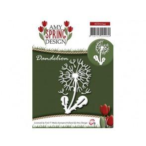 Rezalna šablona, Spring, Dandelion