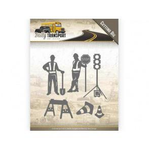 Rezalna šablona, Daily Transport, Road Construction