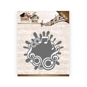 Rezalna šablona, Sounds of Music, Music Label
