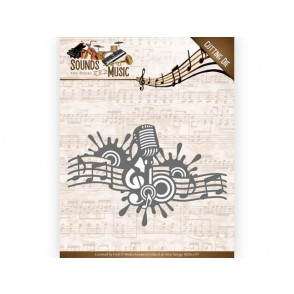 Rezalna šablona, Sounds of Music, Music Border