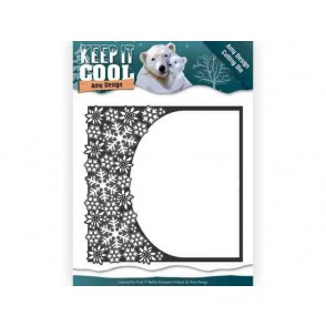 Rezalna šablona, Keep it Cool, Cool Rounded Frame