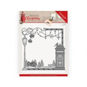 Rezalna šablona, Nostalgic Christmas, Christmas Mail Box