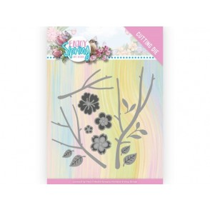 Rezalna šablona, Enjoy Spring, Blossom Branch