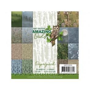Papir, Amazing Owls, set