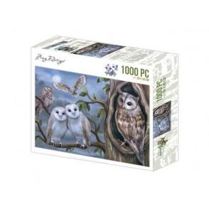 Puzzle, Jigsaw, Amy Design, Amazing Owls