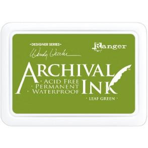 Barvna blazinica, Archival, Leaf Green
