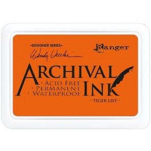 Barvna blazinica, Archival, Tiger Lily
