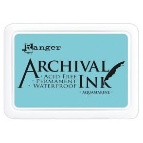 Barvna blazinica, Archival, Aquamarine