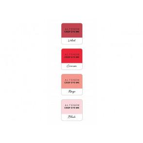 Barvna blazinica, Red Sunset, set