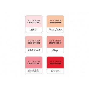 Barvna blazinica, Pretty Peach, set