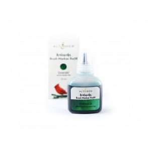 Refil za marker s čopičem, Winter Wonderland, barva Emerald