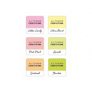 Barvna blazinica, Summer Sherbet, set