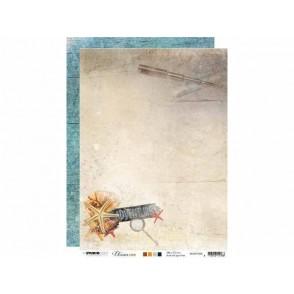 Papir, Ocean View 284