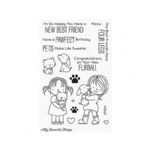 Štampiljka, New Best Friends