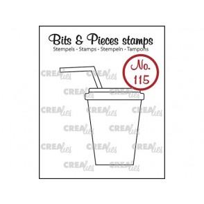 Štampiljka, Bits & Pieces, št. 115, Milkshake