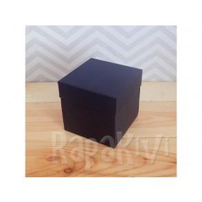 Osnova za škatlico, črna, 300 g