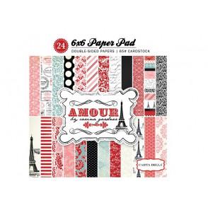 Papir, Amour, set