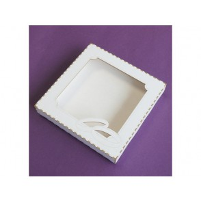 Izrezki, Dekorativna škatlica s prstani