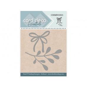 Rezalna šablona, Mini, Mistletoe