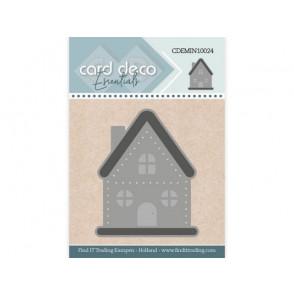 Rezalna šablona, Mini, House