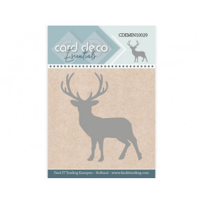 Rezalna šablona, Mini, Deer