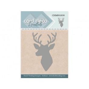 Rezalna šablona, Mini, Deer Silhouette