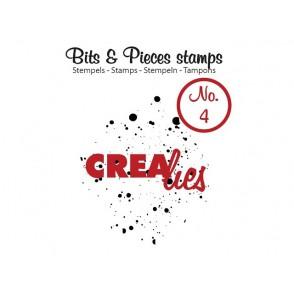 Štampiljka, Bits & Pieces, št. 4, Ink splashes