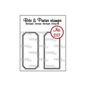 Štampiljka, Bits & Pieces, št. 227, Tags
