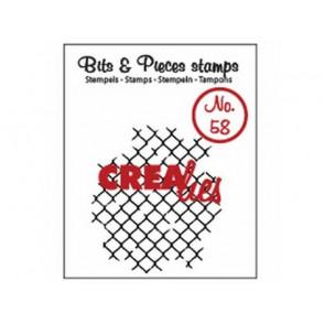 Štampiljka, Bits & Pieces št. 55, thin mesh