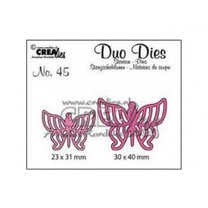 Rezalna šablona, Duo Dies, št. 45
