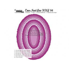 Rezalna šablona, Crea-Nest-Lies XXL, št. 94