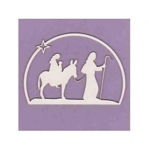 Izrezki, Pot v Betlehem