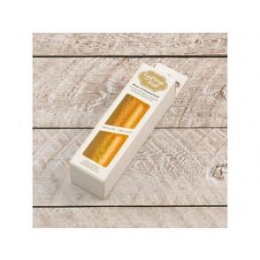 Svetleča folija, Gold Foil, Iridenscent Shavings Pattern