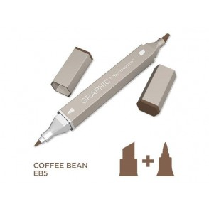 Marker Graphic, Coffee bean