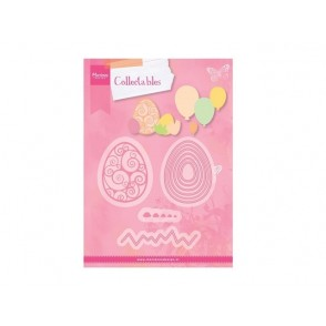 Rezalna šablona, Collectables, Easter eggs