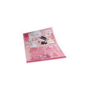 Rezalna šablona, Collectables, Eline's wedding accessories