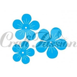 Rezalna šablona, Flower #1