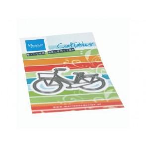 Rezalna šablona, City bike