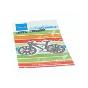 Rezalna šablona, Mountain bike