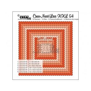 Rezalna šablona, Crea-Nest-Lies XXL, št. 54