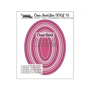 Rezalna šablona, Crea-Nest-Lies XXL, št. 75