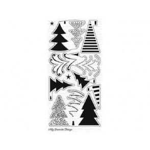 Štampiljka, Oh Christmas trees