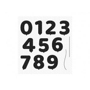 Štampiljka, Pumped-Up Numbers