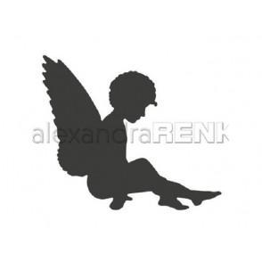 Rezalna šablona, Angel sedi