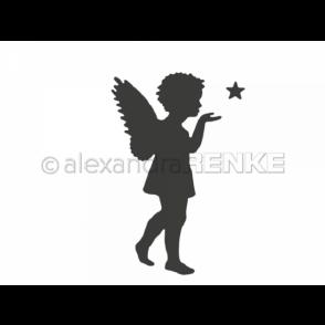 Rezalna šablona, Angel z zvezdo