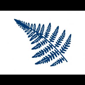 Rezalna šablona, Big fern